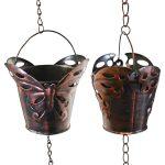 Dragonfly Rain Chain Cup