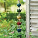 Rain Chain Multi-color Cup