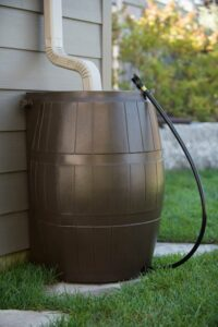 FCMP Outdoor Rain Catcher 4000 Rain Barrel