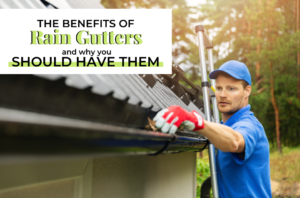 benefits of rain gutters