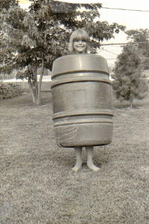My love for rain barrels
