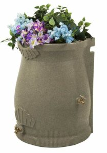 Decorative Rain Barrel under $100