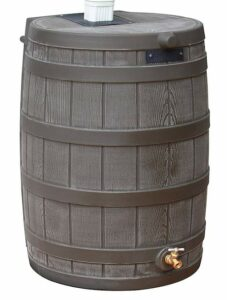 Good Ideas Rain Wizard Rain Barrel 40-Gallon