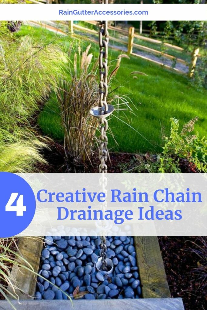 Creative Rain Chain Basin Ideas