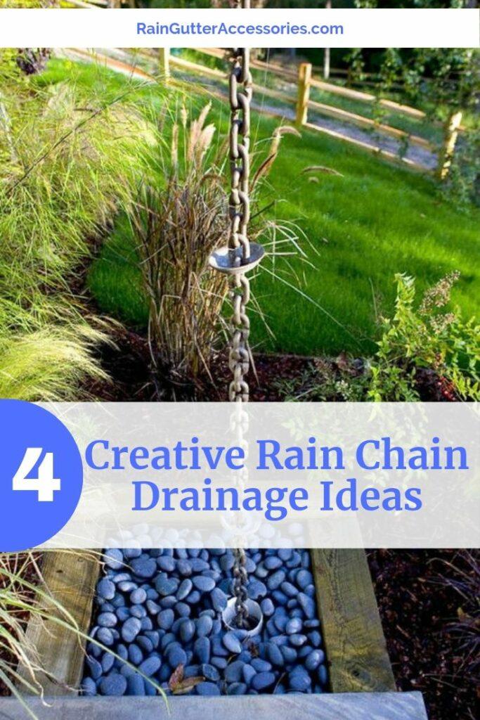 Creative Rain Chain Basin Ideas